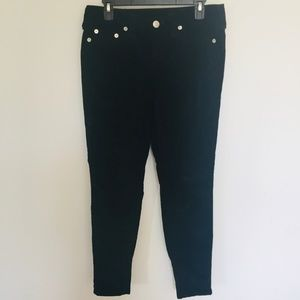 True Religion Black Jeans/Leggings Size 29
